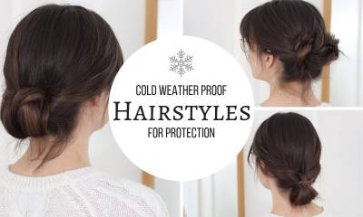 Protective Hairstyles For Winter