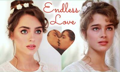 Brooke Shields as Jade Butterfield Makeup & Hair Tutorial | Endless Love (1981)
