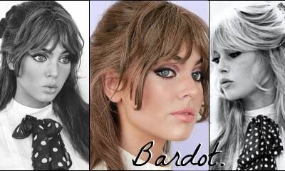 brigitte bardot makeup & hair | modern sixties!