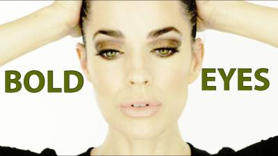 Bold Bronze Eyes | Makeup Tutorial