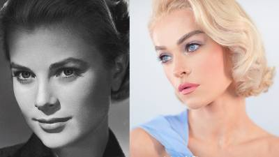 THE GRACE BEAT - Make-up Look inspired by Grace Kelly