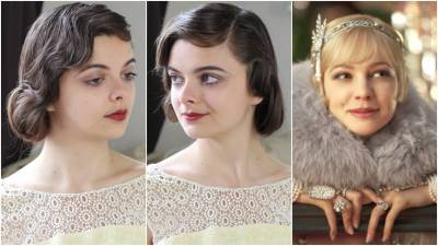 Daisy Buchanan (The Great Gatsby) - Tutorial | Beauty Beacons of Fiction