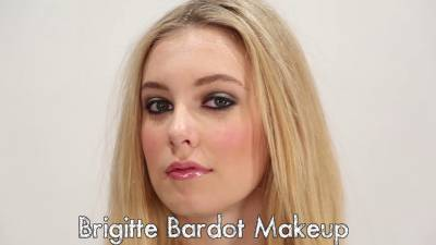 Brigitte Bardot Makeup - Iconic Sex Kitten Makeup