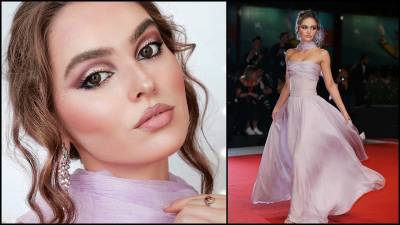 lily-rose depp makeup transformation tutorial 2019!