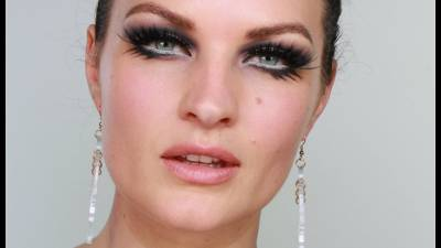 Extreme Sixties - Edie Sedgwick 1960s - Makeup Tutorial