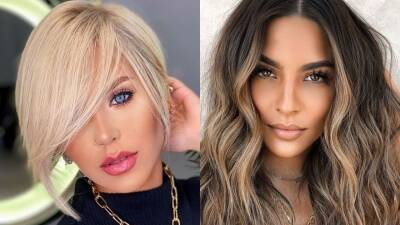 Modern & Trendy Hair Makeovers ✂
